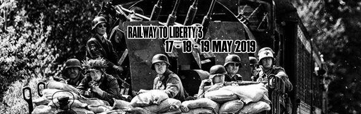 Railway to liberty 3
